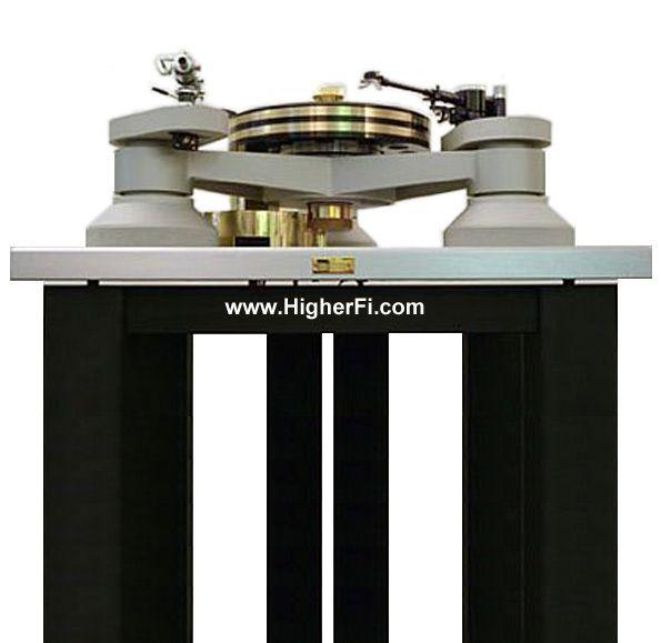 $300,000 Goldmund Reference II turntable   Teuerste, Mach