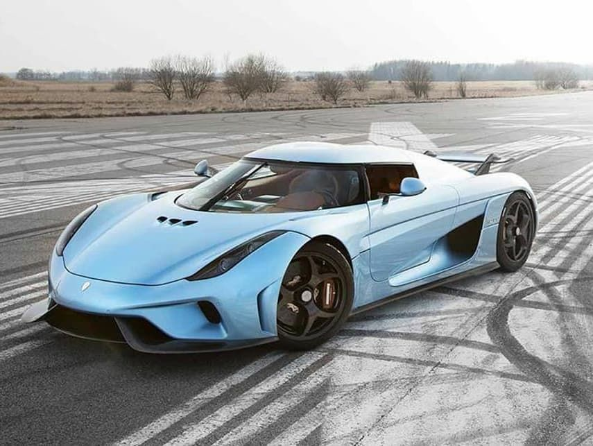 Worth It's Million Dollar MSRP: Koenigsegg Regera  The Koenigsegg Regera is the first fully robotized car. It operates all body closures completely automatically at the touch of a button. Koenigsegg calls it