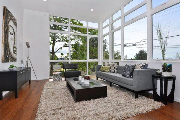 LEED Platinum Prefab House