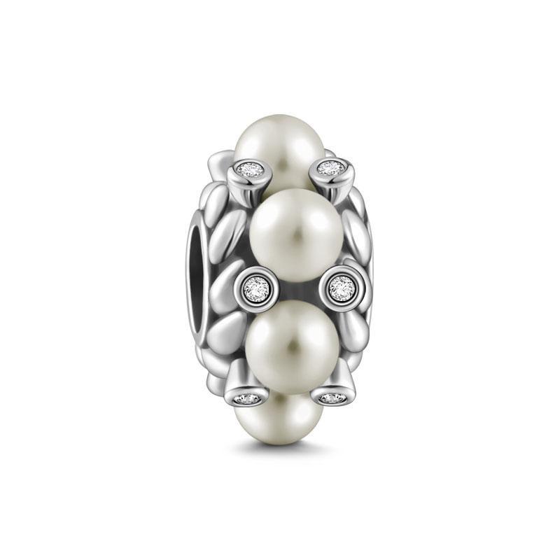Glistened Pearls