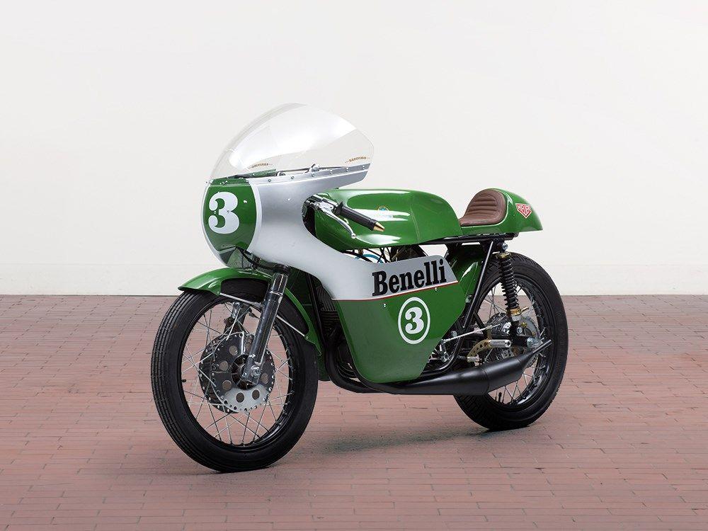 Benelli 250 Racing Motorcycle, 1968