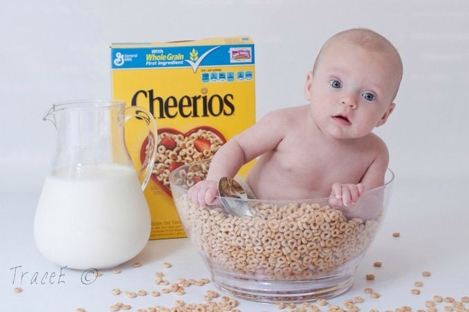 """Cheerios Anyone?"" by TraceElements Photography - Little Rock, Arkansas"