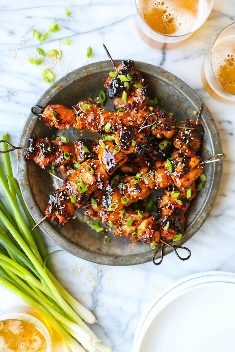 Honey Garlic Asian Chicken