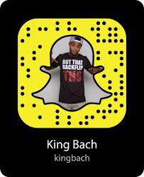 Kingbach snapchat