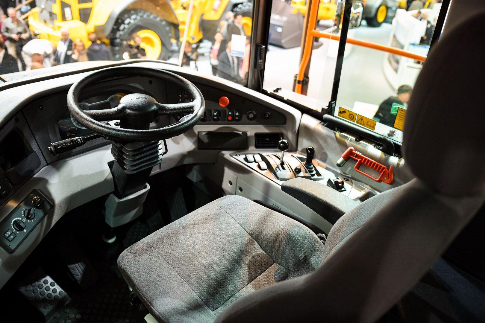 volvo ce unveils 60-ton a60h articulated dump truck | equipment