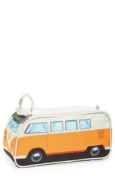 The Monster Factory 'VW Camper Van' Toiletry Bag | Nordstrom