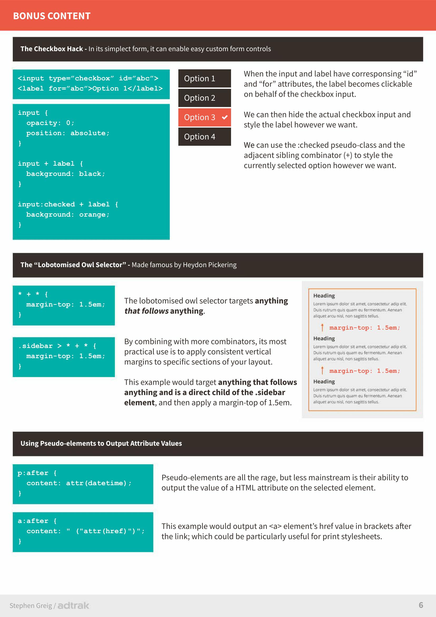 The Ultimate Css Selectors Cheatsheet 6 Web Development Design Web Development Programming Simple Web Design