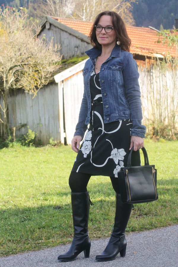 SOPHISTICATED DENIM | 50th, Woman and Blog