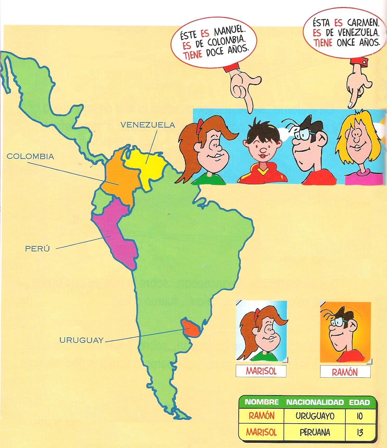 Pin By Lorri Sammons On Spanish 7