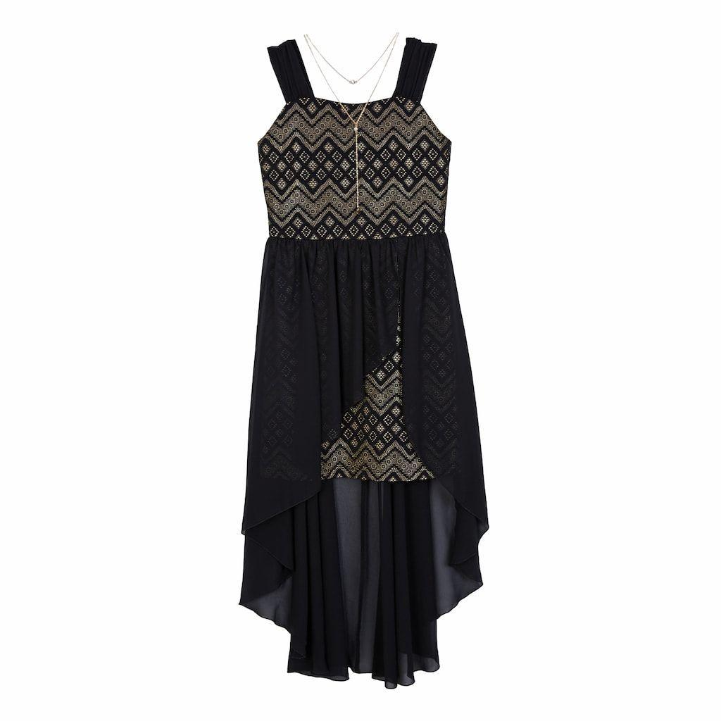 5a5fcae09071 Girls 7-16 IZ Amy Byer Walk-Through Maxi Dress