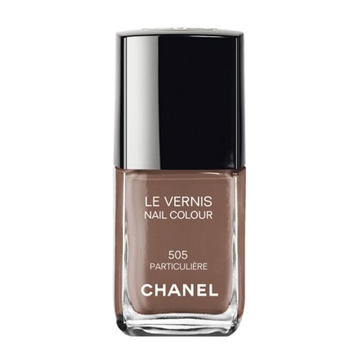 Fashion Beauty Inc: The Most Awesome Nail Color Ever. Chanel Le Vernis Nail