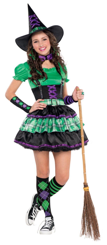 halloween witch costume girls kids halloween costume girl witch dress and hat kids witch costume girls - Witch Halloween Costumes For Girls