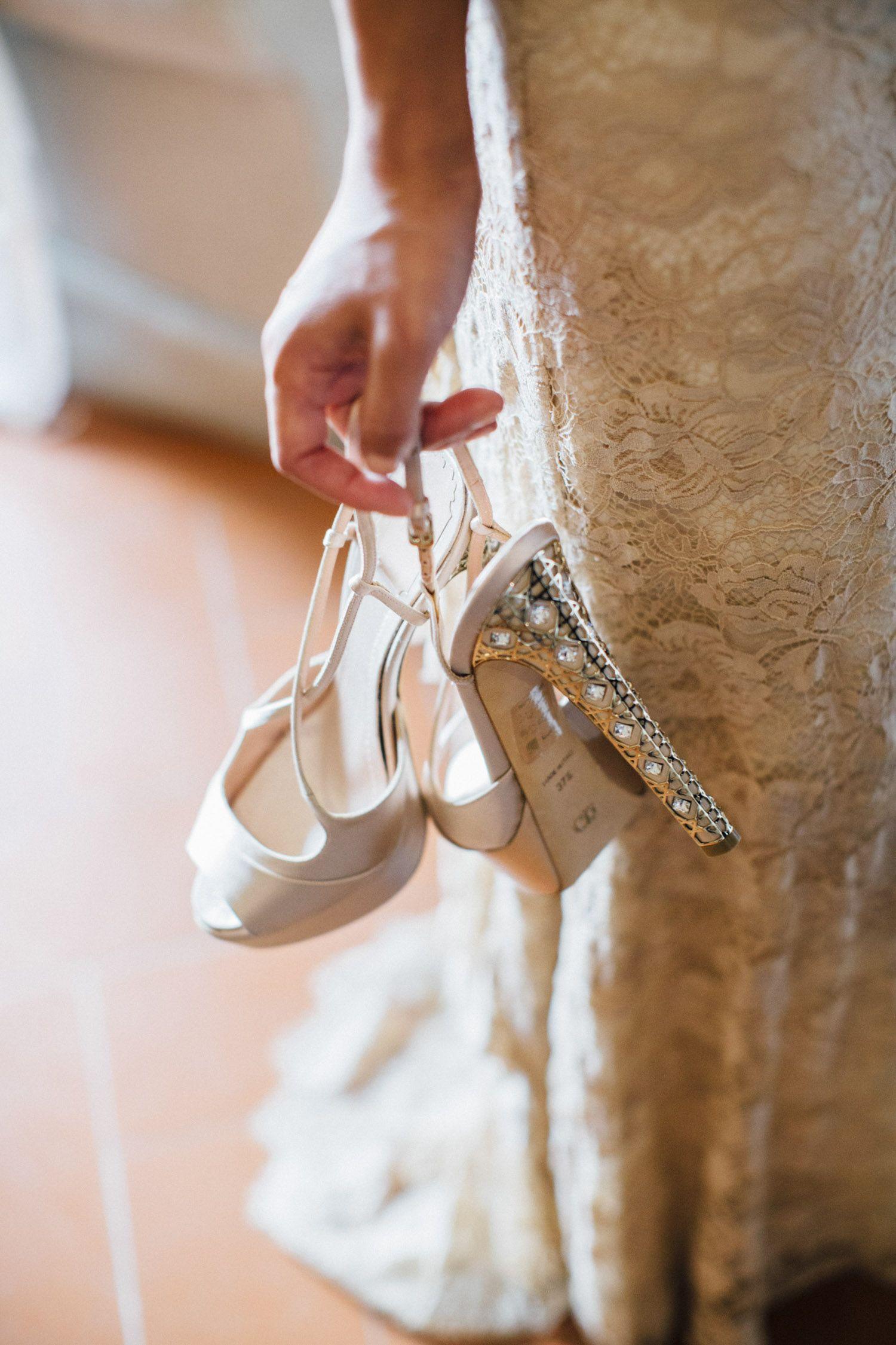 Dior Bridal Shoes