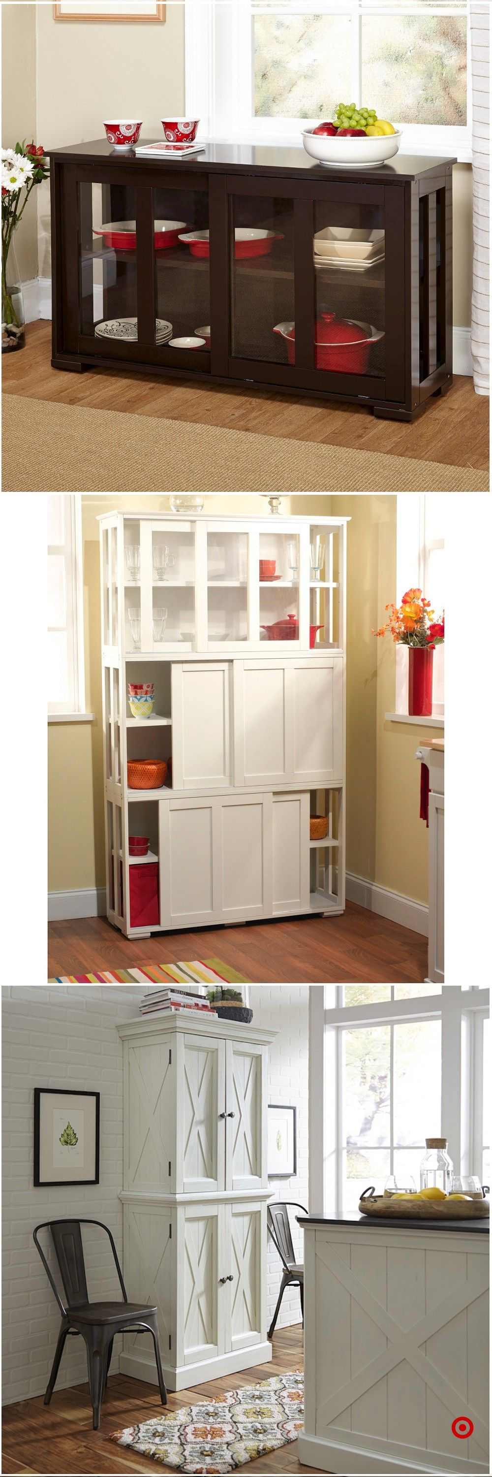 Shop Target For Kitchen Storage Pantry You Will Love At Great Low Prices Free Shipping On Orders Of 35 Lake House Kitchen Home Decor Kitchen Kitchen Storage