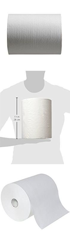 89460 Enmotion Enmotion Georgia Pacific 89460 High Capacity Paper Towels Roll Poly Bag Protected White 89460 Enm Kitchen Accessories Toilet Paper Towel