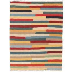 Photo of Kilim carpet 80×108 Persian carpetCarpetvista.de