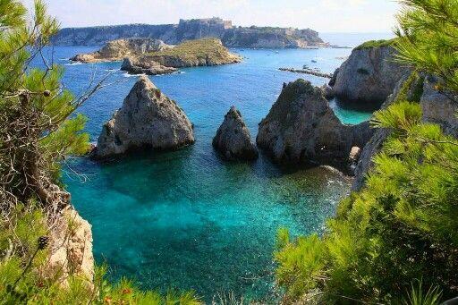 Isole Tremiti Italy