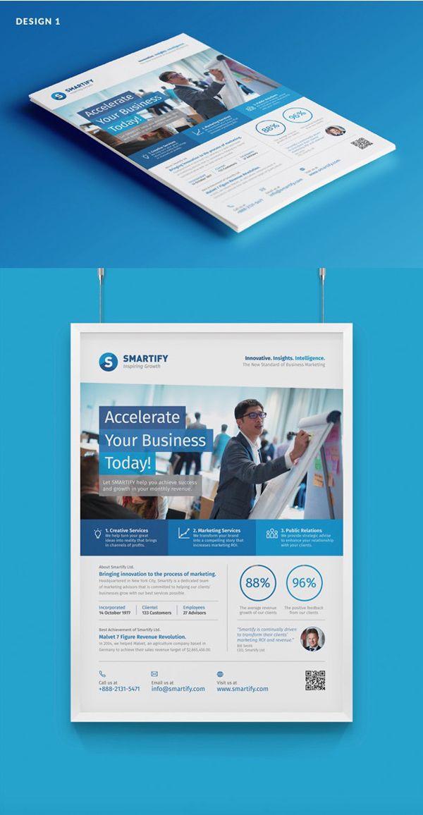 business flyers design