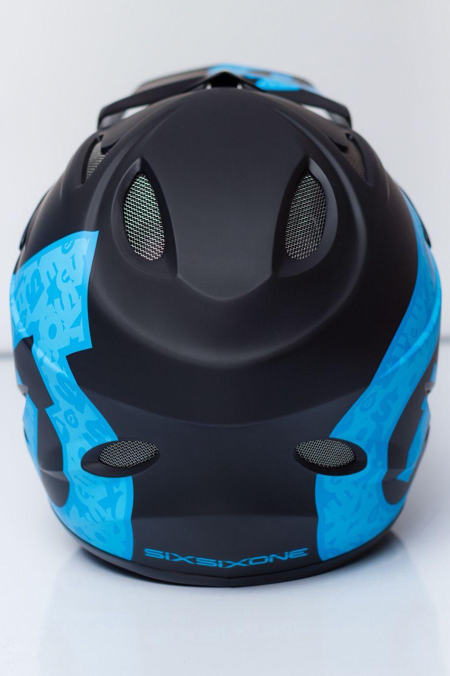 661 Comp 2014 Fullface Helmet