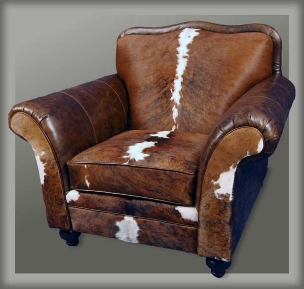 Best Cuero Western Club Chair Western Accent Chairs Our 400 x 300