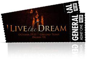 Live The Dream Event 3