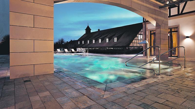 Das sind die sechs besten Wellnesshotels in Deutschland - Video