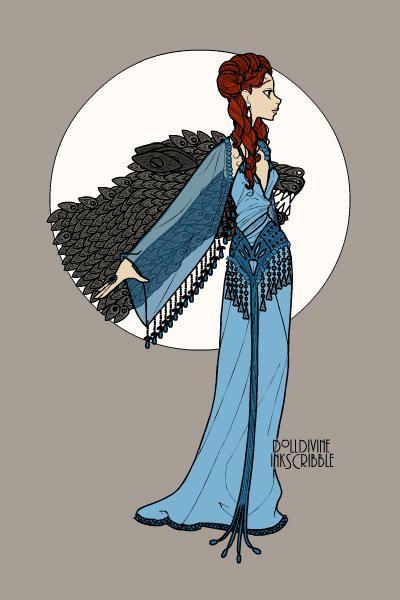 Sansa Stark by Ronnie ~ Inkscribble Dress Up