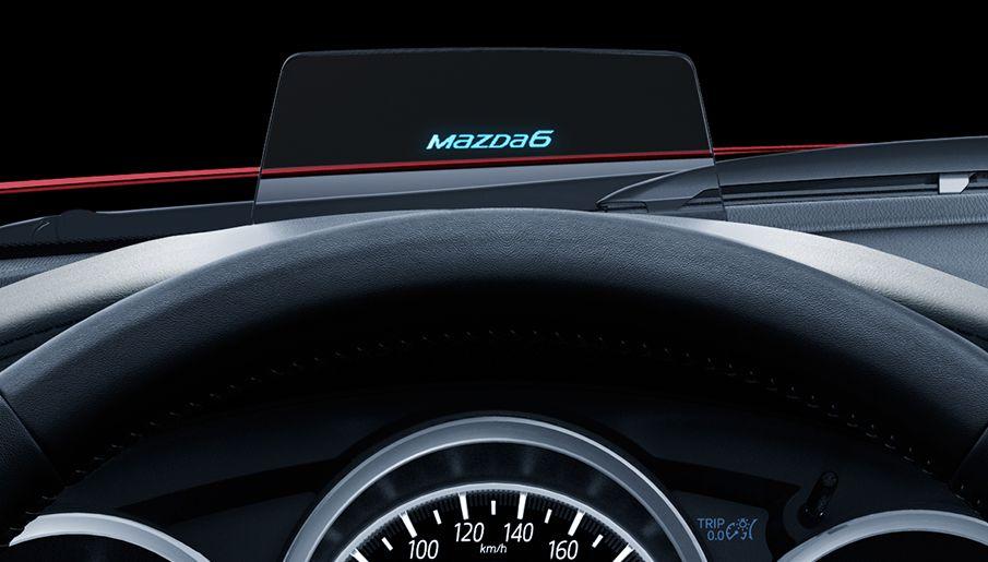 """""""active driving display"""" mazda6 wagon active driving display """"mazda6 wagon interior"""" mazda6 interior"""