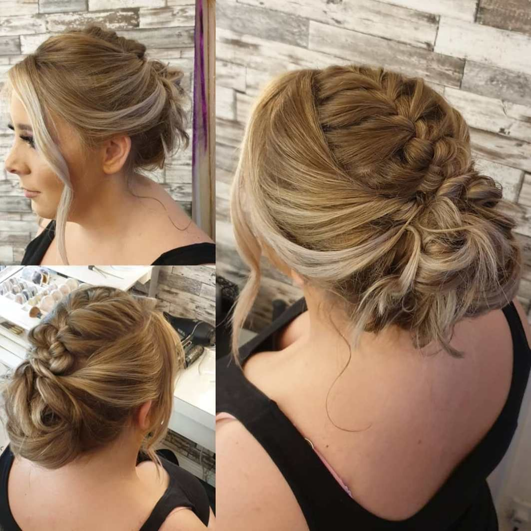 50 Hairstyles for Round Faces from Classic to Modern - Hair Adviser in 2020   Hairstyles for ...