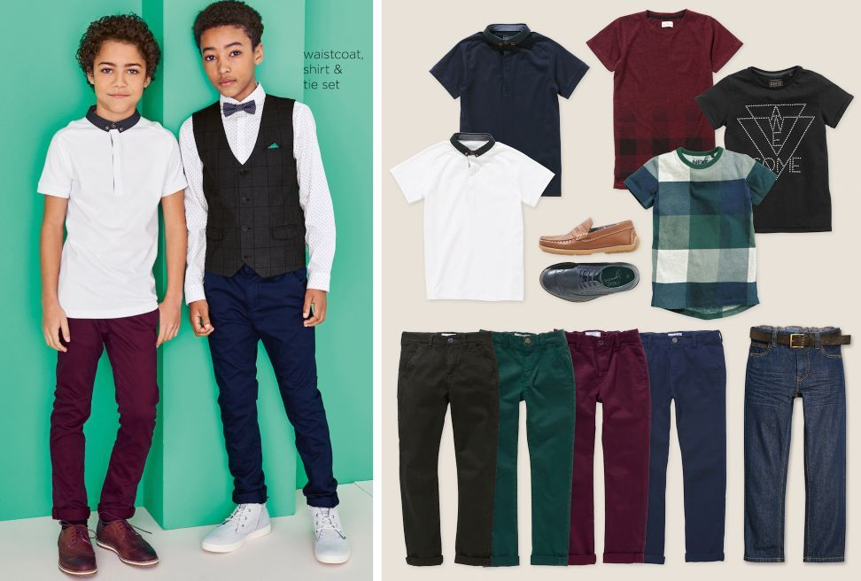 3bc596d5d03 Older Boys 3yrs-16yrs | New In | Boys Clothing | Next Official Site ...