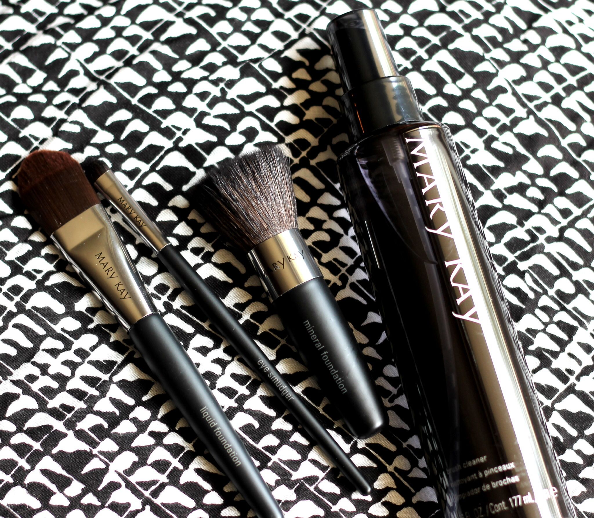 Give your brushes the care they deserve and help ensure