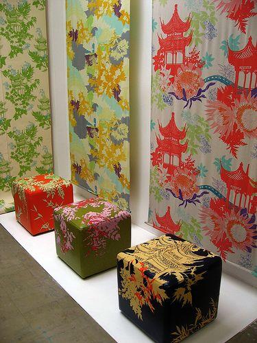 Printed Textiles Degree Show Loughborough University