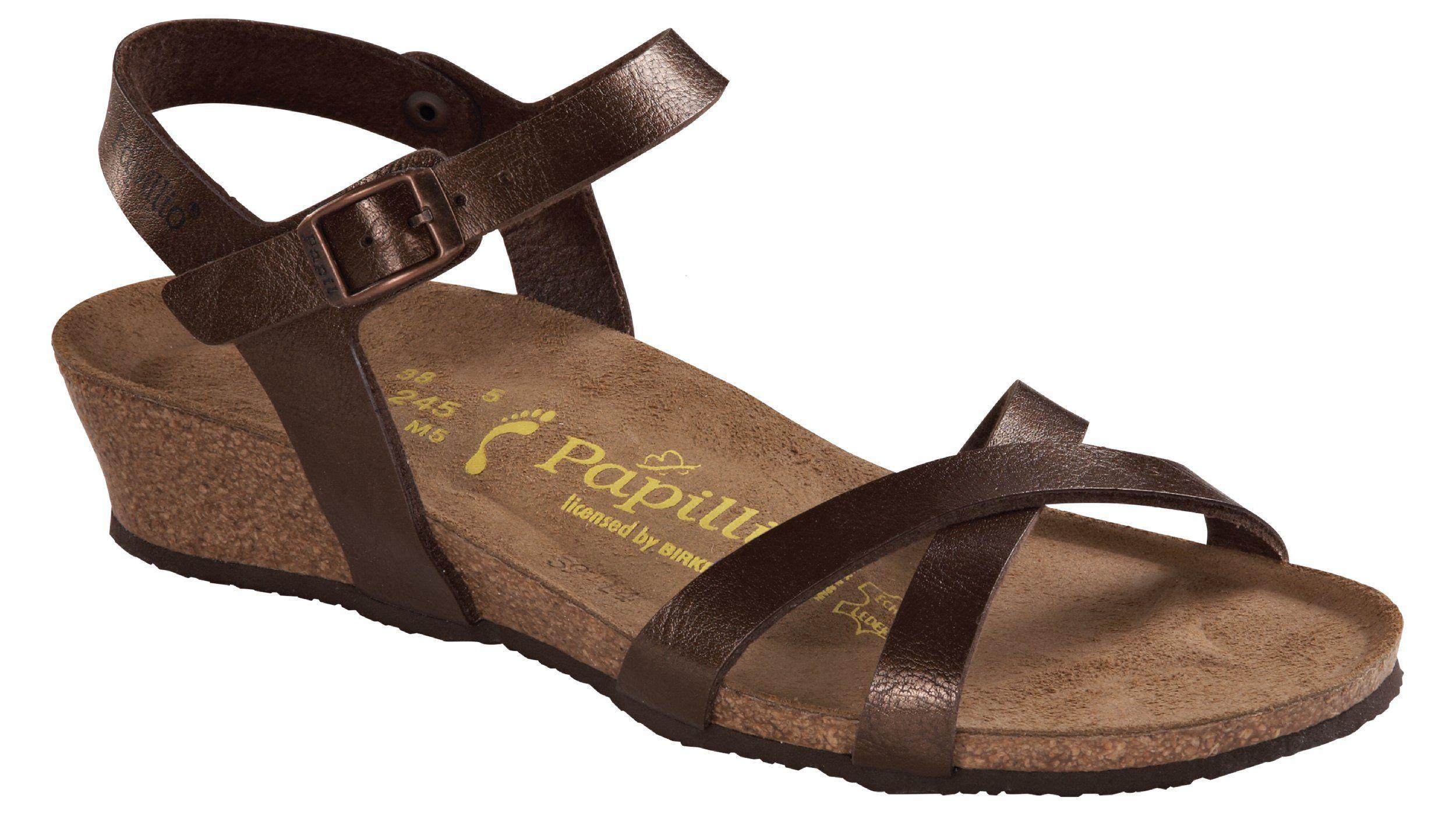 Naturalizer Nalani Wedge Sandals Brown Womens Sandals Sandals