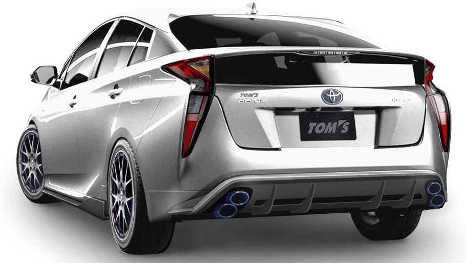 Who Said Tom S Racing Toyota Prius Isn T Good Enough Toyota