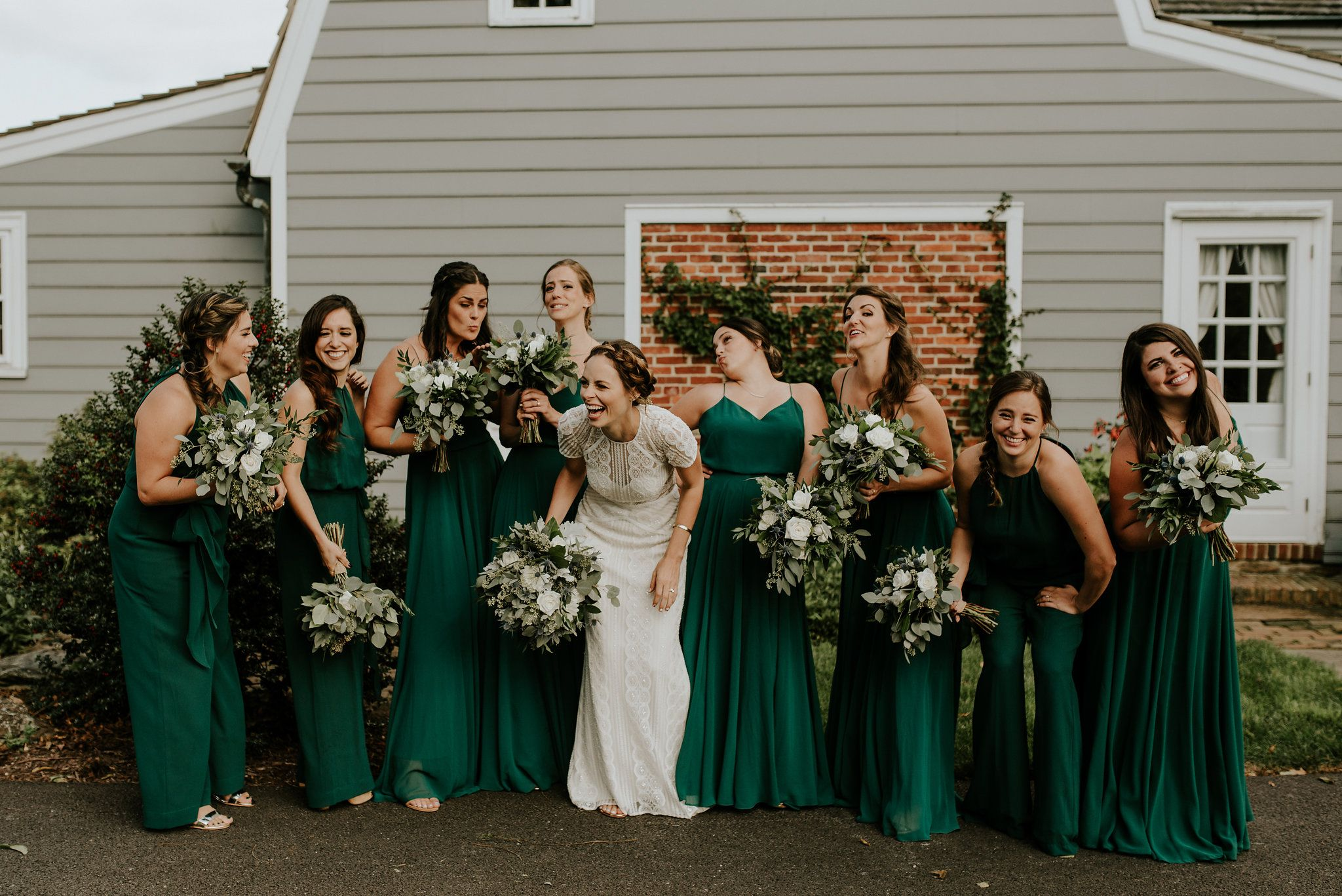 Private Estate Vanessa And Tyler Sarareynoldsevents Com Bridesmaid Dresses Wedding Dresses Real Weddings