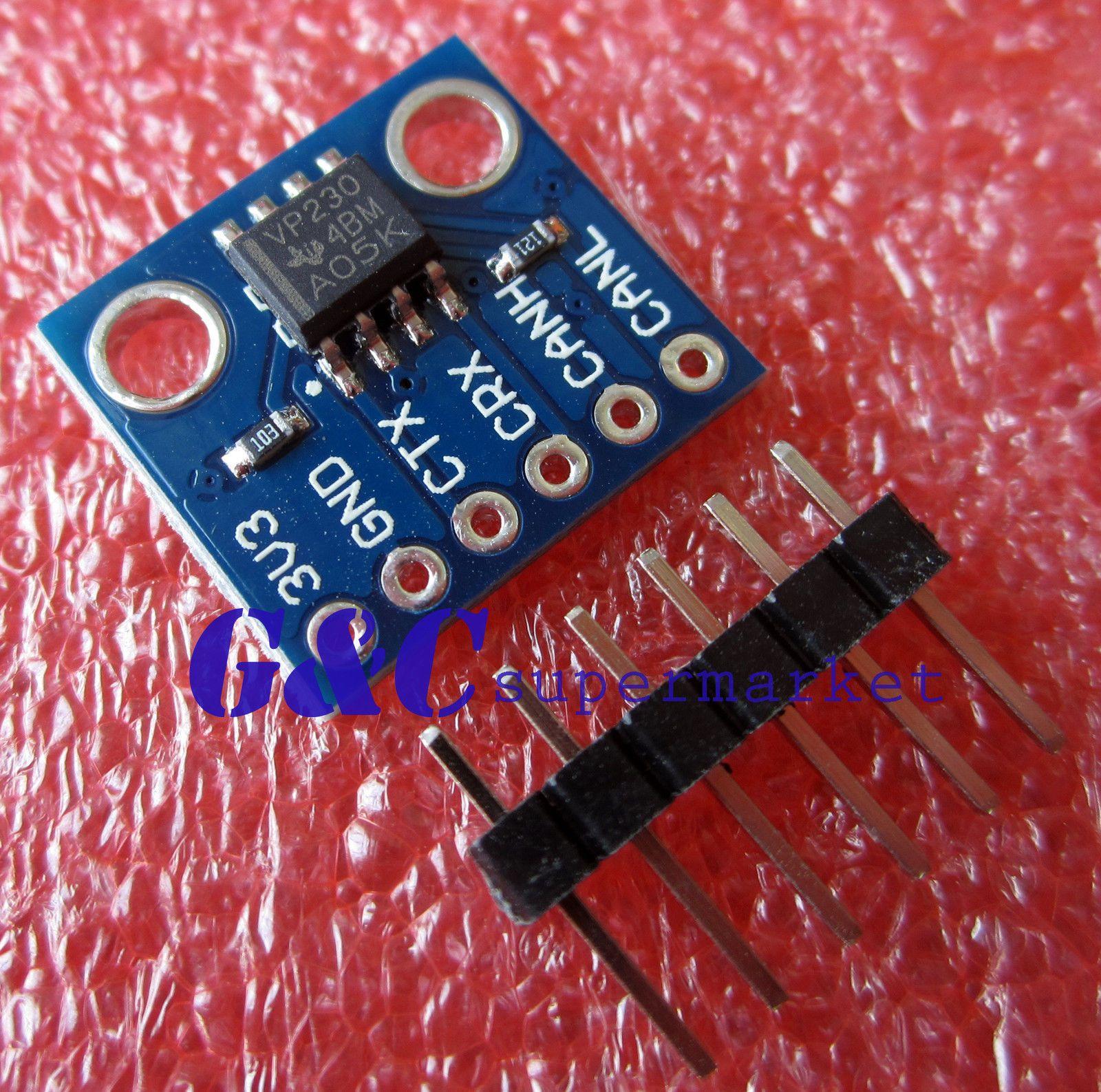 $5 88 - 2Pcs Sn65Hvd230 Can Bus Transceiver Communication Module