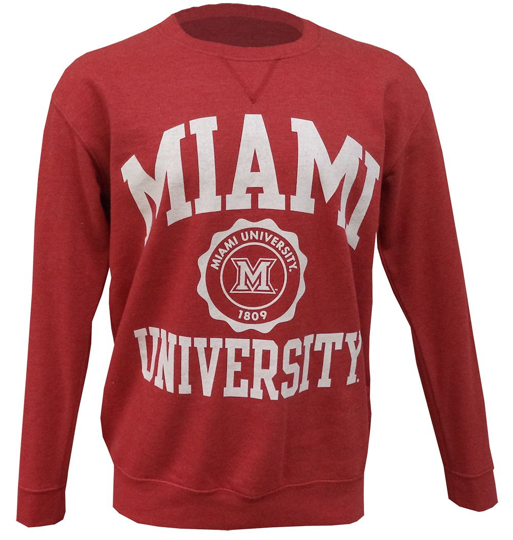853b84861c1 Men's adidas Red Miami University RedHawks Hockey Jersey | Grad Gifts |  Adidas men, University of miami, Adidas