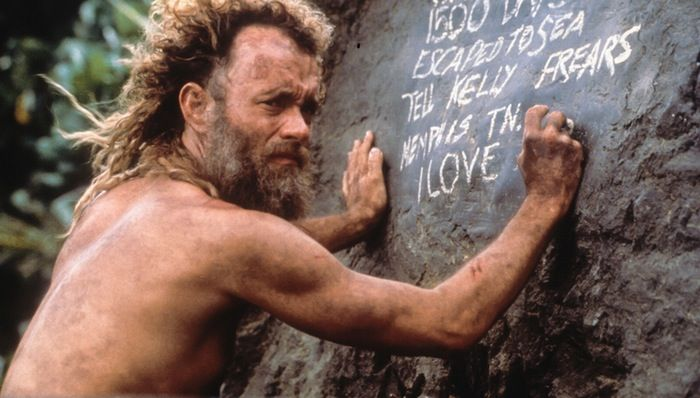 See 7 Fun Cast Away Facts Every Die Hard Fan Should Know Closer Weekly Inspirational Movies Movie Quotes Cast Away Movie