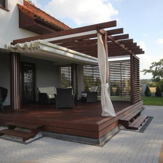 26 Patio Ideas To Beautify Your Home On A Budget Outdoor Pergola Outdoor Patio Designs Pergola Patio