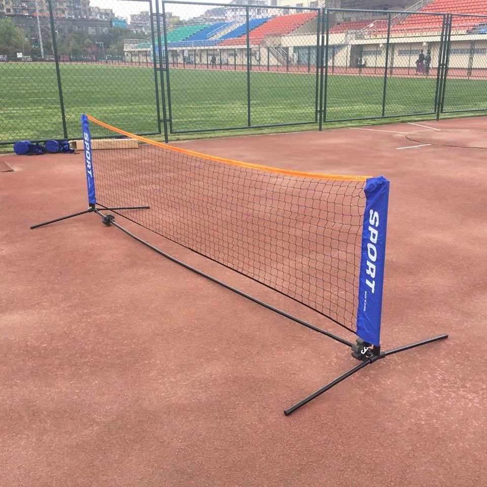 Time To Source Smarter Badminton Nets Badminton Tennis Court