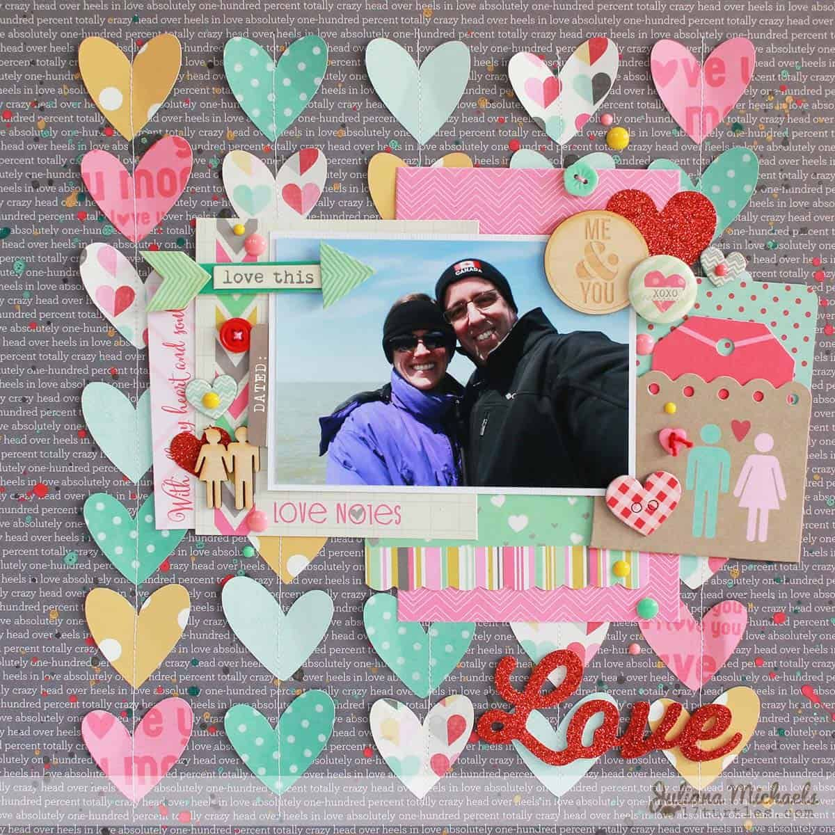 24 Amazing Image of Scrapbook Page Ideas #scrapbook