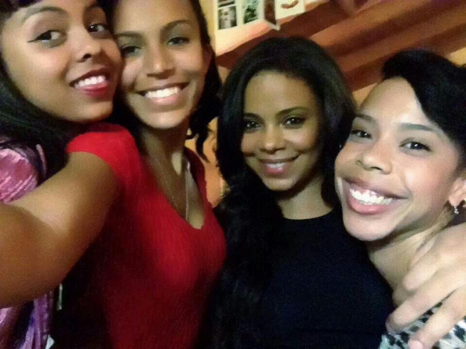 The Lathan Ladies