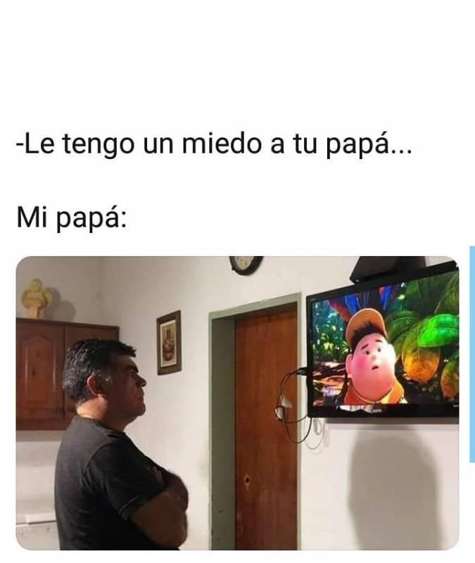 Mi Papi Memes Divertidos Memes Graciosos Meme Gracioso