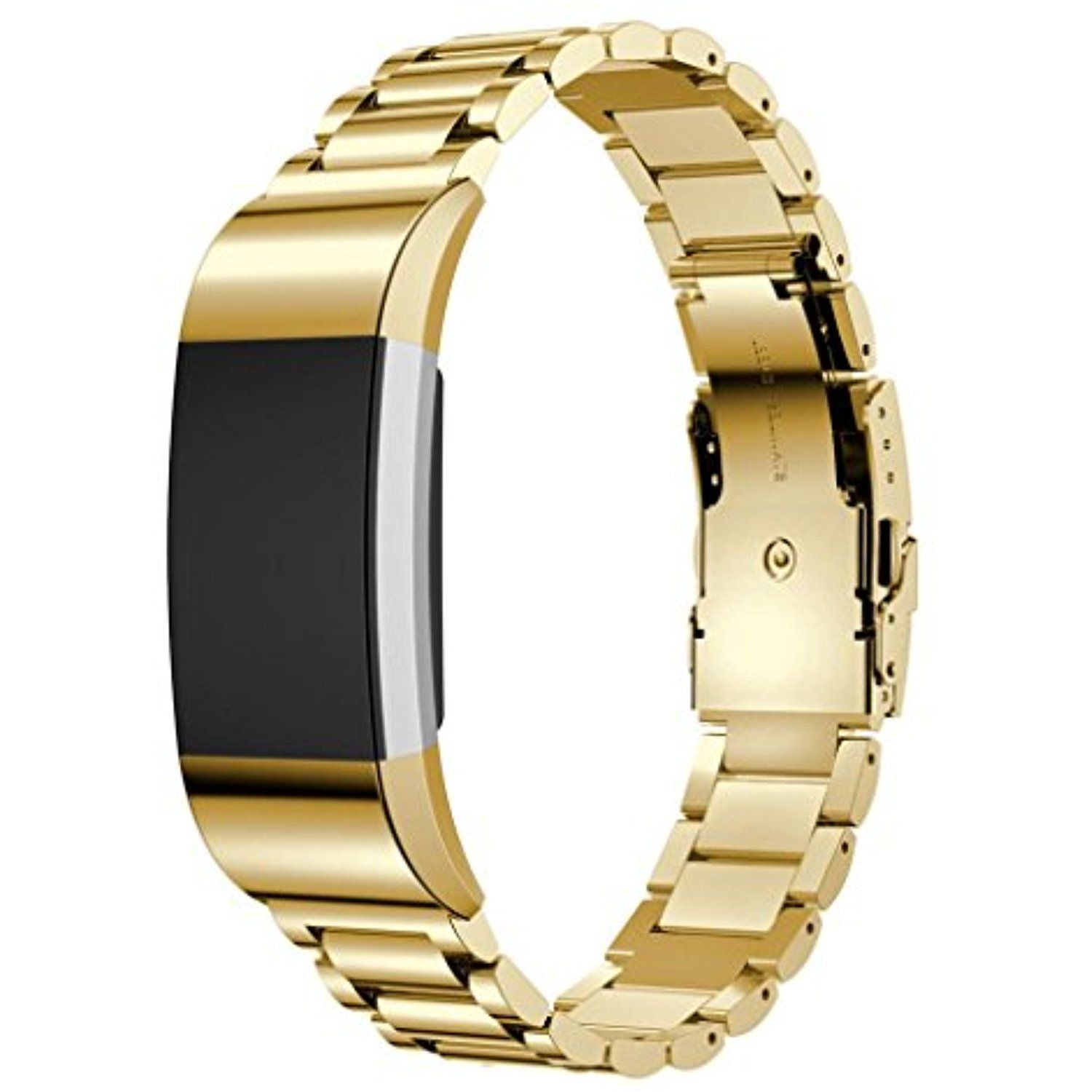 Tloowy stainless steel smart watch band strap bracelet connector