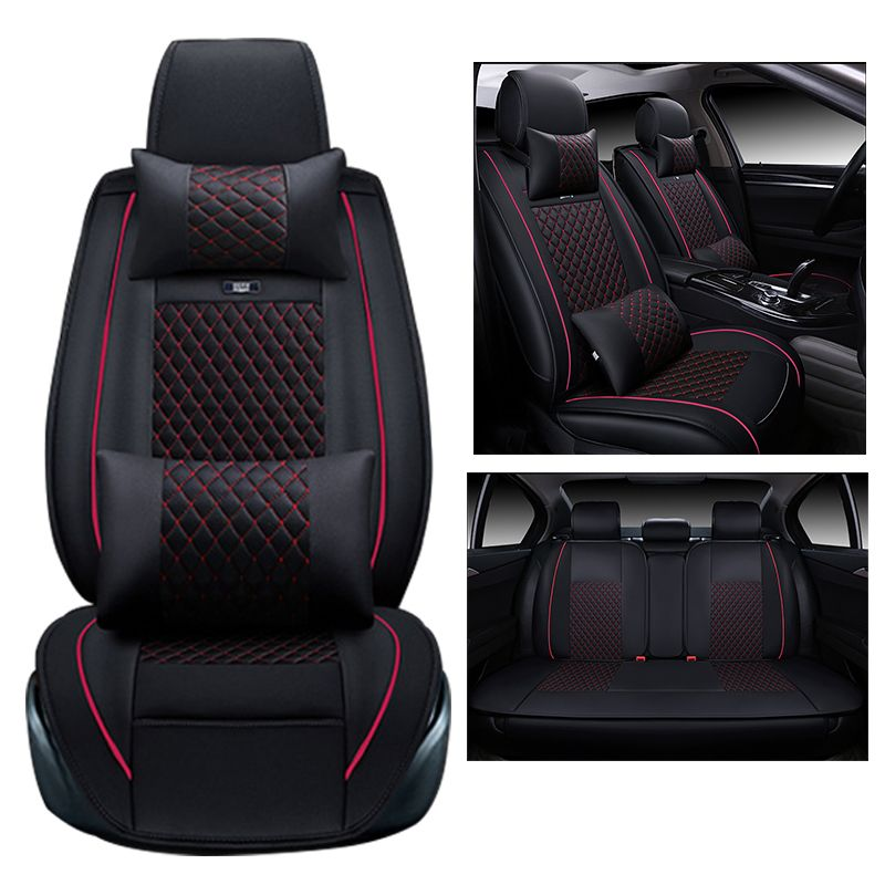 Price Us 94 0 Pu Leather Seat Covers For 2015 Nissan