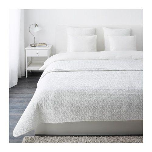meubles et accessoires ikea hacks pinterest housse coussin les couvre lit et couvre lit. Black Bedroom Furniture Sets. Home Design Ideas