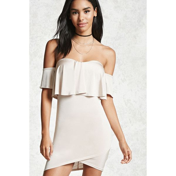 Tan Off White or Short Dresses
