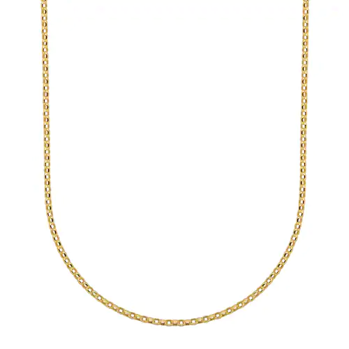 Everlasting Gold 14k Gold Rolo Chain Necklace In 2020 Mens Gold Jewelry Chain Necklace Gold