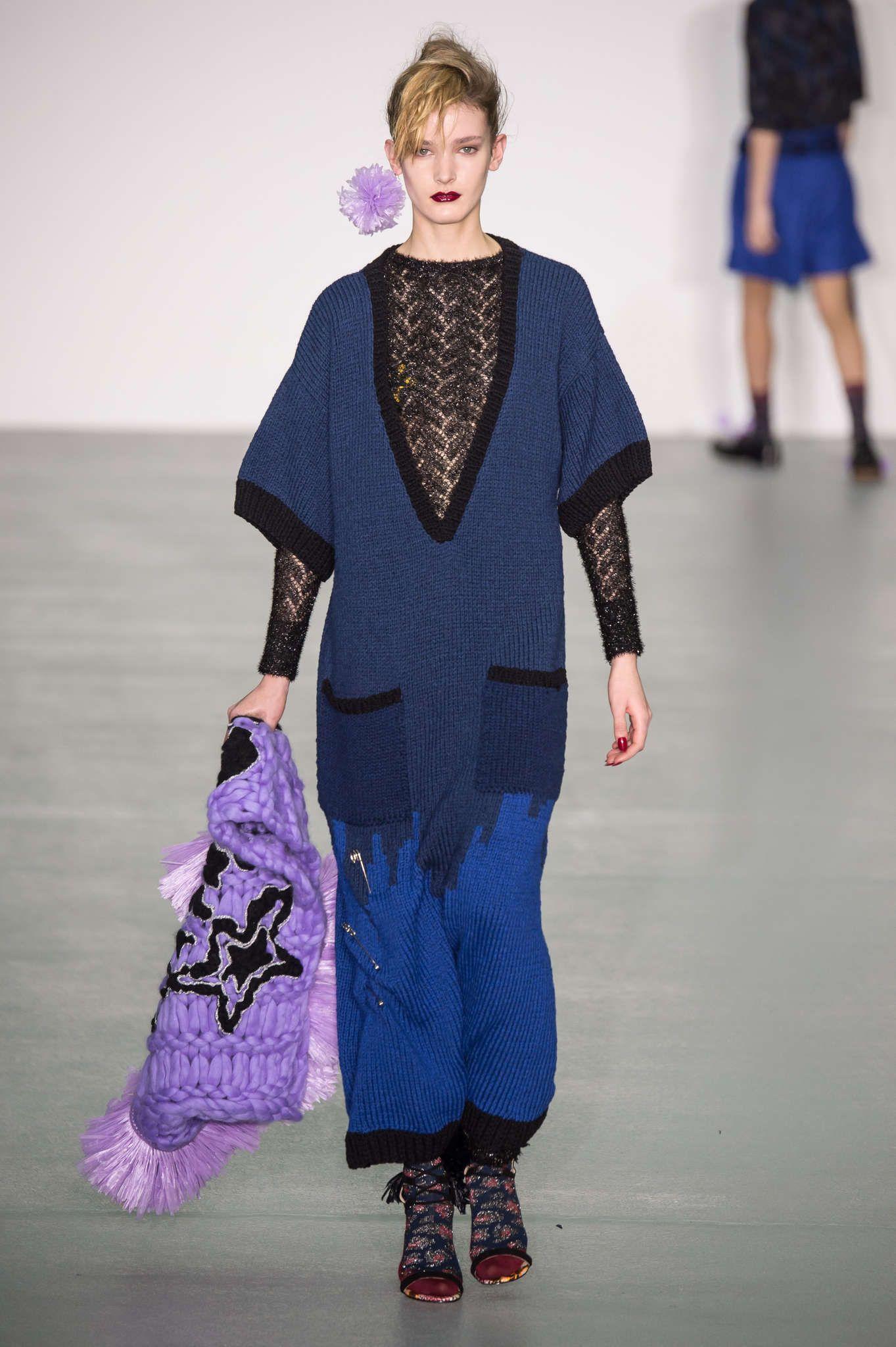 Sibling FallWinter Womenswear Catwalks I like IT