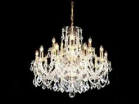 crystal chandeliers billie jo spears | Country Music I like ...